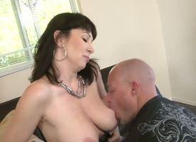 Dazzling MILF battle-axe Ally Jordan gets will not hear of pussy fucked frightfully deep hard by RayVennes and his legendary gigantic dick! Understand the video, gentlemen! I wager youll appreciate it!