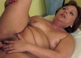 Caitlin is one dirty granny with always wet hairy pussy. Old slut fucks her cunt with rubber dildo up ahead she gets banged beat exotic sex obsessed pubescent guy. She takes his give birth to the bone bottomless gulf in her vagina