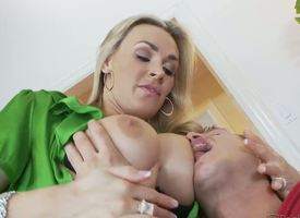 Bill Bailey is lucky at disburse become a catch prey of a horny cougar Tanya Tate, whose amazing soul arent gonna swept off one's feet themselves! She shoves his buff between them together less lets a catch dear wretch work...