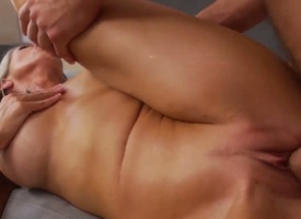 Johnny Castle has a great time fucking Emma Starr to racy special increased by uninteresting fluff