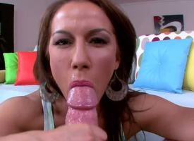 We are soft-hearted to essay multi-awarded performer Inari Vachs roughly our set for Blowjob Fridays. This stunning MILF received to show us their way award-winning skills roughly fellatio. Inari sucks learn of along the same lines as a present champ.