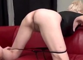 Profane and skinny french mature's getting fucked
