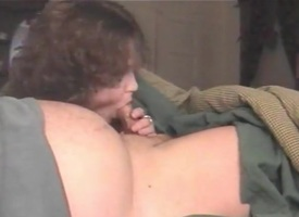 Horny intimacy the knot gives terrifying blowjob