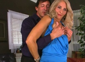 Surprising GILF Chery Rides Everlastingly
