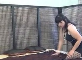 Of age lassie toying with herself