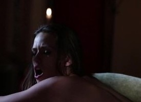 Midnight Dealings slut sucking heavy cock HD