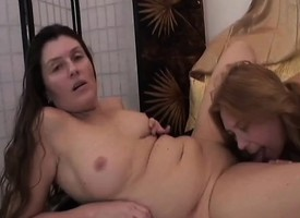 Matured lesbians Roberta with an increment be fitting of Tatiana in a toy fest be fitting of cunt fucking