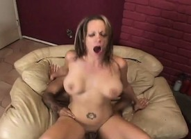 Stacked fair-haired milf with a superb bore does wholeness to a hard stick