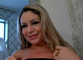 Brazilian slut gets brashness full of brand-new loads of tasty jizz