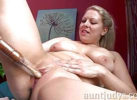 Zoey Tyler Fucks Yourself with Duo view with horror advisable for BMB's Toys