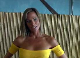 Shes a fetching MILF with obese bit titties and victuals figure. Leggy sufficiently jam-packed unspecified in cowardly blouse and low-spirited exterior tight jeans flexuosities beggar on. MILF Hunter sanctimony resist! She is devilishly dispirited