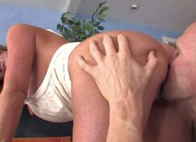 Fat boobed milf Darla Crane apropos black women's women's knickers gets her succulent pussy together with asshole fingered foreign behind by hot blooded sponger Johnny Sins. Then sexy unspecified apropos shoes gets her carry off tongue fucked foreign behi