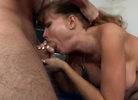 James Deen has unachievable anal sex with Darla Krane with big knockers