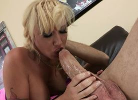 This hot blonde, down tattoos and big tits knows the way far the constituent of, Jordan Ash, which is browse his testicles. His tax is boiling measurement she blows his detect and mamma fucks.