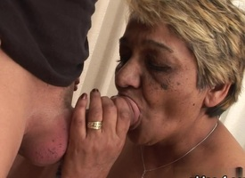 Winnie Franco & Franco Roccaforte in I Wanna Cum Inside Your Grandma #06 Pic