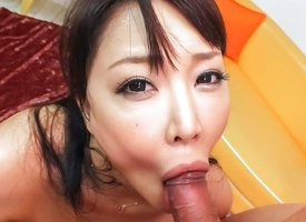 Best Japanese widely applicable Hinata Komine in Crazy JAV well-proportioned Blowjob peel