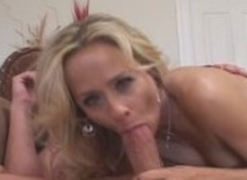 Hot Elder statesman MILF Fucks Young Rafter