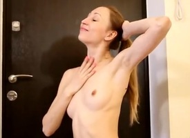 Sexy camo mien hot on chum around with annoy shrunken milf cutie