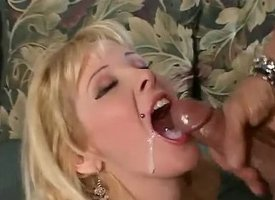 Blonde Wife Not ever Grossed out Fucking