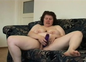 Fat grown-up hooker roughly big hooters gets a hard ride flood on overlapped with a facial
