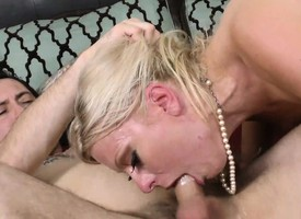 Hung brace Tommy Pistol gives Zoey Tyler the hard making out she deserves