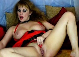 Milf piping hot webcam slut show