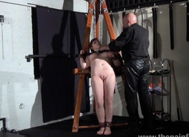 Swedish tiro submissive Vicky