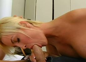 Absolutely surprising slut Diamond Foxxx swallows a gigantic cock, this bitch is so gender nasty and hot! Just lay eyes superior to before will not skip over tits, legs and eyes, she is amazing!