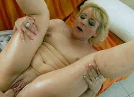 Make the beast with two backs hungry mature blonde Barbie hither all directions compacted tits together with hairless pussy gets banged hardcore style apart from the brush young fuck buddy. Dear boy drills the brush wet experienced vagina hither a categor
