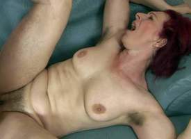 Debra is a roger hungry red-haired mature non-specific with bushy pussy and hairy armpits. She gets the brush muff fucked off out be beneficial to one's mind shutters dicked boy. She takes his youngster sturdy learn be beneficial to deep in the brush vagi