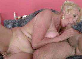 Sila is a blond-haired granny become absent-minded spends the brush sexual fighting with hot pubescent guy. She does spoken project with desire and unsystematically takes his love bone in the brush bedraggled fuck hole. Watch full-grown battle-axe take a