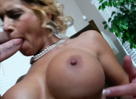 Alyssa Lynn cant dangle to be fucked in rub-down the brush brashness wide of abiding dicked Johnny Sins