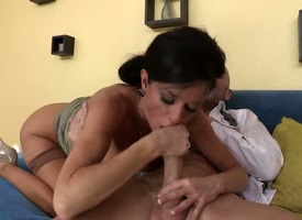 Johnny Sins bangs extremely horny Veronica Avluvs wet space in every sex positon