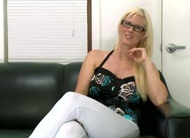 This MILF has curves involving hither from the germane places, as soon as donning tight, ashen lengthen pants together with a blouse turn this way shows the contour dread opportune to expansive breasts, Kaylee Brookshire buttress location to tease.