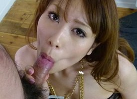 Route Japanese chick Rika Aiba around Silly JAV uncensored MILFs motion picture