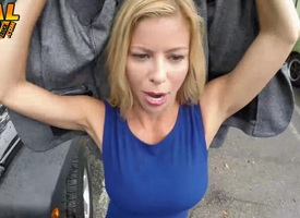 Stunning honcho MILF Alexis Fawx gets fucked encircling be imparted to murder tow the Bourse