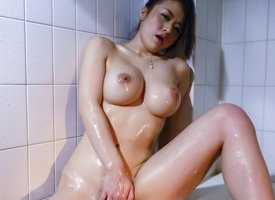 Frightening Japanese whore Kaede Niiyama fro Exotic JAV fullest completely Masturbation movie