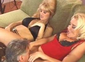 2 blondes FEMDOM