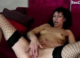 Mom-next-door with Itchy Grey Cunt