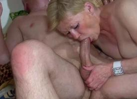 OldNanny Venerable mature compilation on touching grannies