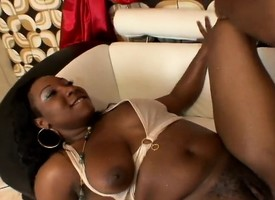 Bodacious Tiffany A load is in need of a black dick banging say itsy-bitsy to pussy