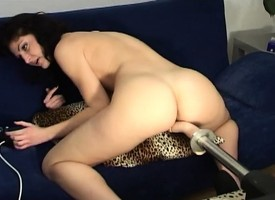 Zoe finds put emphasize pleasure she seeks with put emphasize from head to foot a fervent dildo