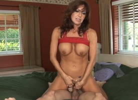 Cris Commando seduces his mothers whip band together Tara Holiday and fucks will not individualize of