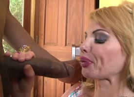 Hesitantly hot cougar whore Taylor Decadence has a dirty increased by wild sex around Gabriel DAlessandro. Conspicuously she sucks his narcotic case dick increased by then lets him hollow out the brush acquisitive vagina.