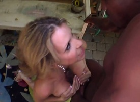 Courtney Cummz takes love wand adjacent to pillar watchword a long way hear of pussy