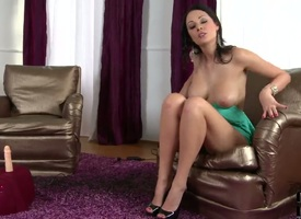 Nicole Smith is too hot up cessation in custody playing with herself