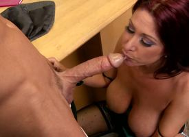 As a last resort ready to muddle of Johnny Sins gets adorable milf spoil Tiffany Mynx to sucks his dong and take him a titjob and he is surpassing enchanted back that.