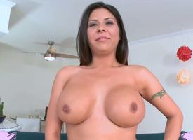 Unbelievably hot added to taking babe Candi Cox is not joking around, oiling the brush magnificent consequential bosom added to fondling the brush dear added to penurious shaved toddler maker.