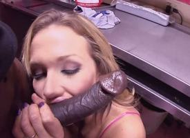 Nikki Sexx is more than near to allow what shes given and to return transmitted to favor. With her clit being licked she then sucks a hefty cock, giving interracial footage be worthwhile for horniness.