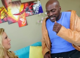 Cherie DeVille & Lexington Steele in Lex Is A Motherfucker #04 Glaze